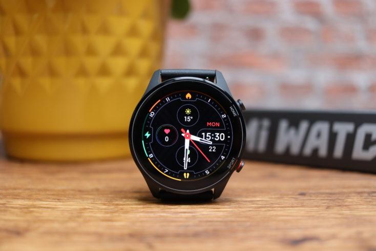 Xiaomi Mi Watch Smartwatch Watchface 1