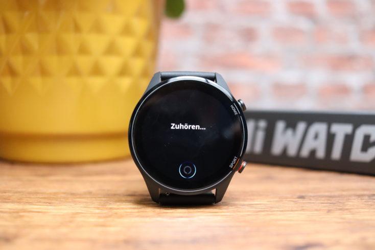 Xiaomi Mi Watch smartwatch Alexa
