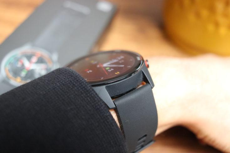 Xiaomi Mi Watch smartwatch workmanship