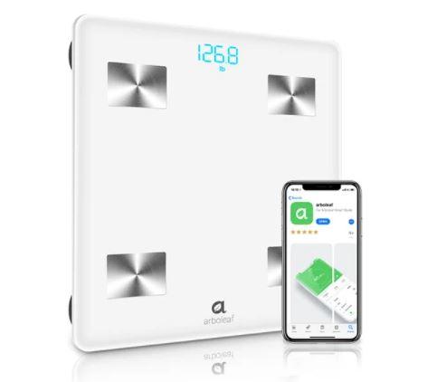 Arboleaf smart scale design