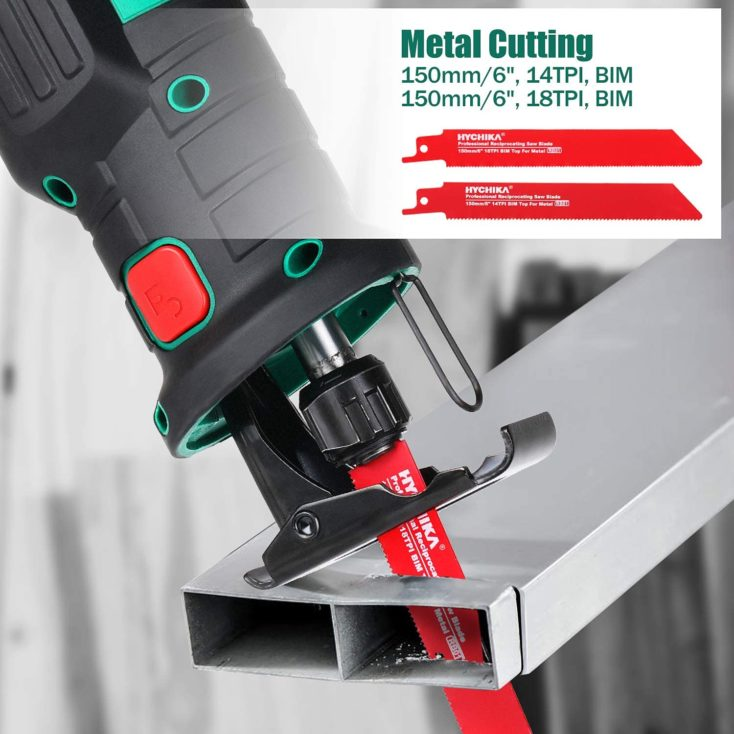 HYCHIKA 18V AKKU sawing saw blade