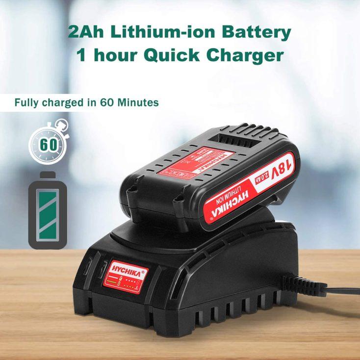 HYCHIKA cordless reciprocating saw batteries