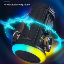 Soundcore Flare Mini 360 degree sound