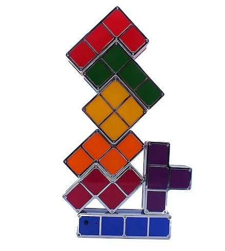 Tetris deco light design