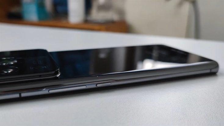 Xiaomi Mi 11 Ultra smartphone back cover