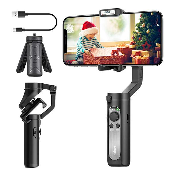 iSteady X Gimbal scope of delivery
