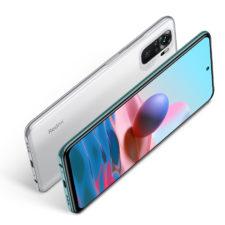 Redmi Note 10 Smartphone White export