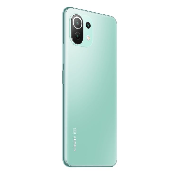 Xiaomi Mi 11 Lite 5G Back Mint Green