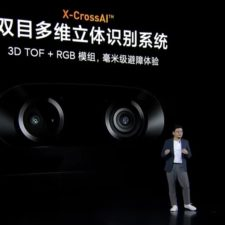 Xiaomi Mi Robot Pro vacuum robot launch 3D detection of small obstacles