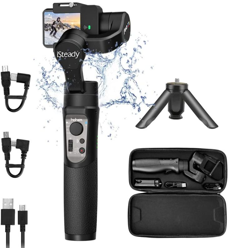 iSteady Pro 3 Gimbal Scope of Delivery