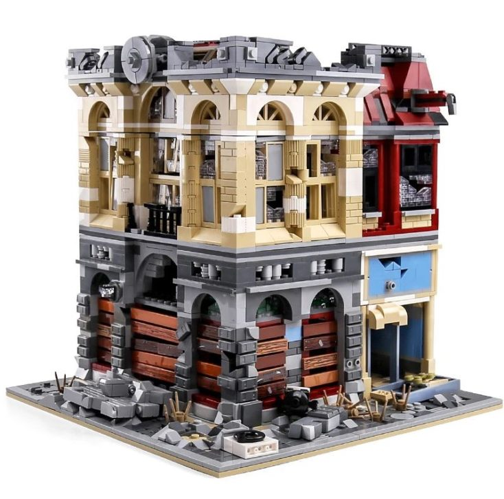 Apocalypse building block sets