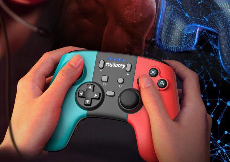 Gamory Nintendo Switch Controller