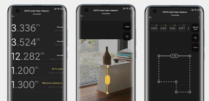HOTO Rangefinder App