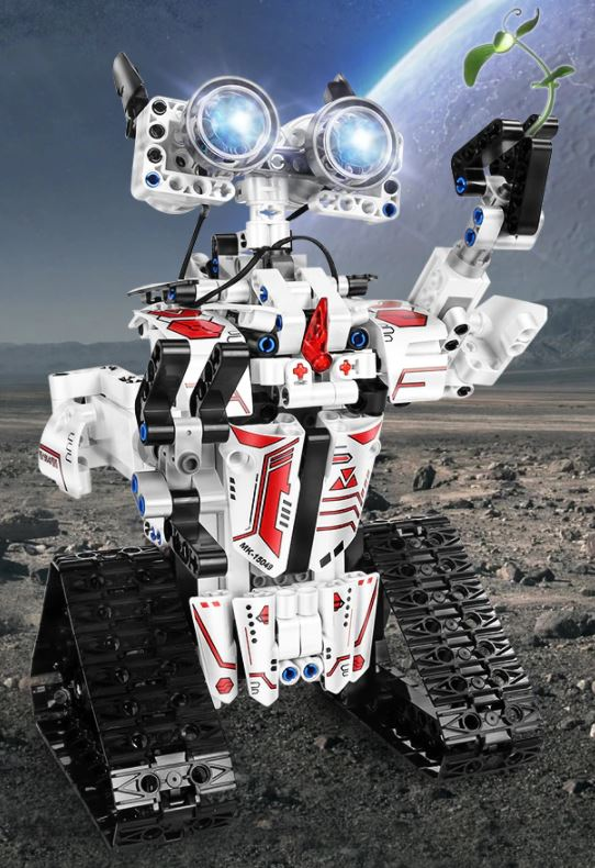Mould King Robot Space