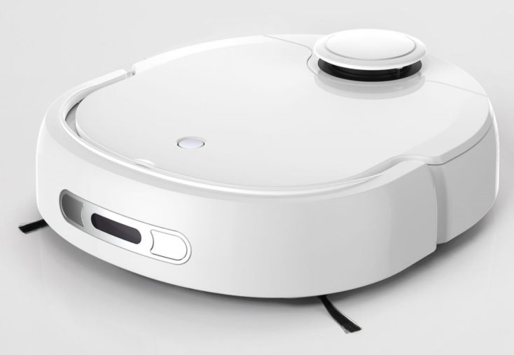 Narwal J1 Pro self-cleaning vacuum mopping robot