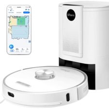Ultenic T10 Robot Vacuum Cleaner with Extraction Station Product Image