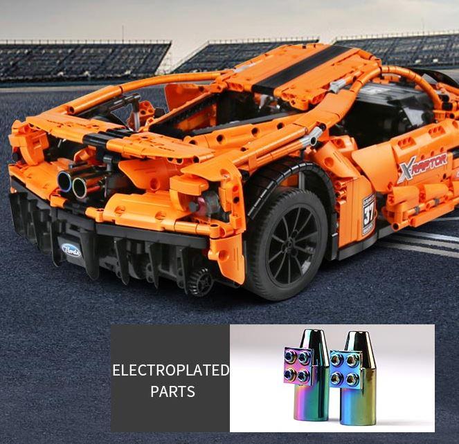 Yeshin Ford GT LED rear