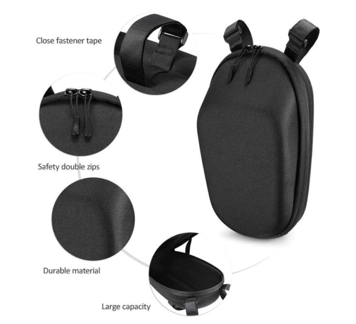 E Scooter bag features