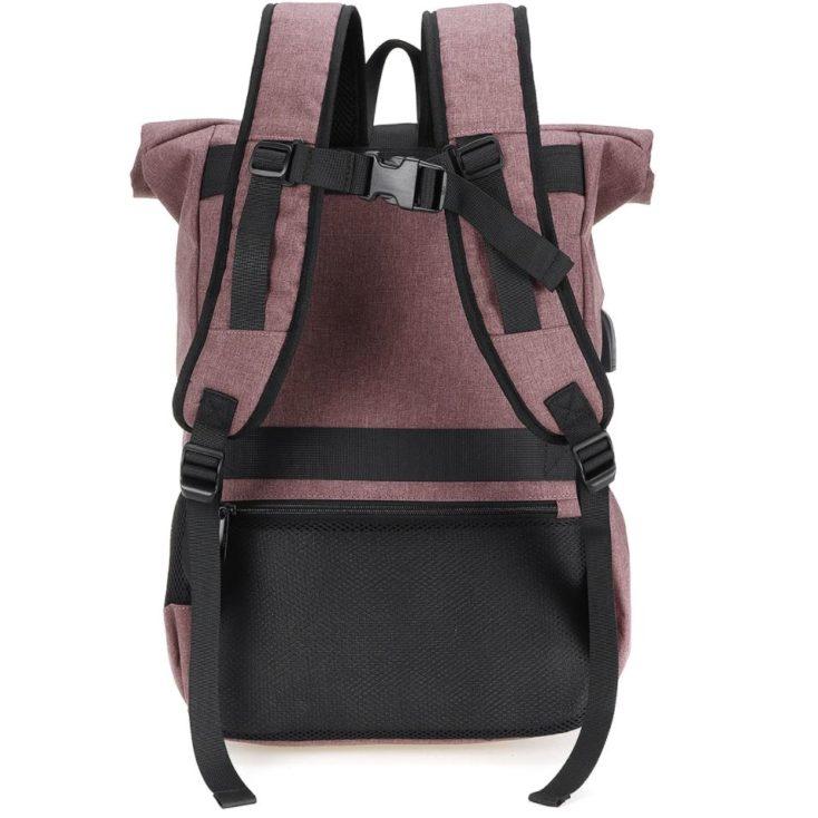 Joseko Laptop Backpack Rear View Back