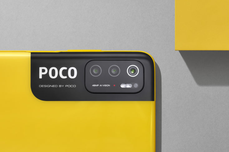 POCO M3 Pro 5G NFC Kamera