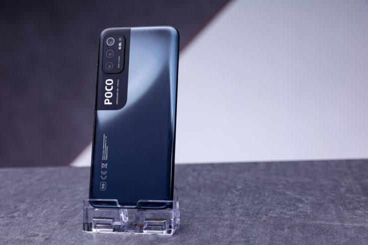 POCO M3 Pro 5G NFC Smartphone back