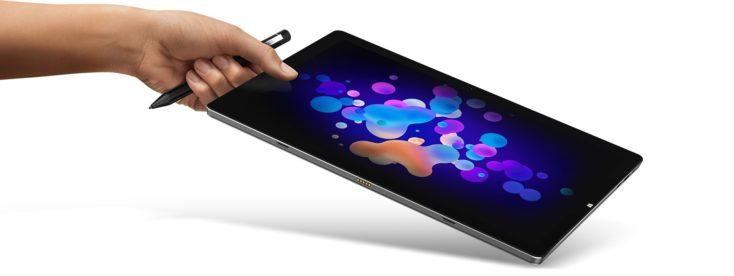 Teclast X6 Plus tablet with pen