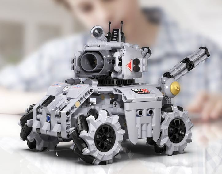 CaDA C71012W Storm Tank
