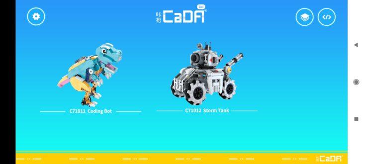 CaDA Go App