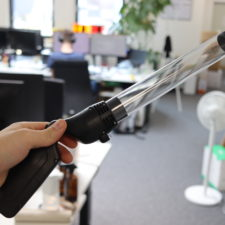 Insect vacuum cleaner