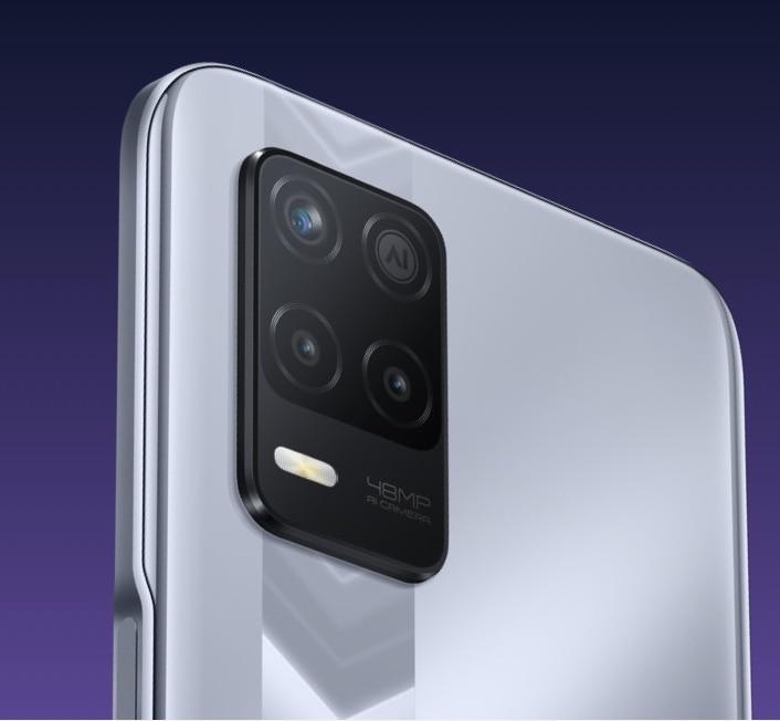 Realme Narzo 30 5G Camera
