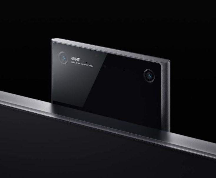 Xiaomi Mi TV 6 Extreme Edition Camera