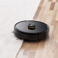 realme TechLife Robot Vacuum carpet detection