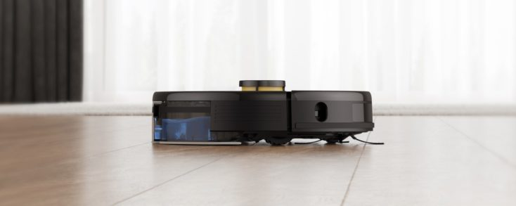 realme TechLife Robot Vacuum water tank