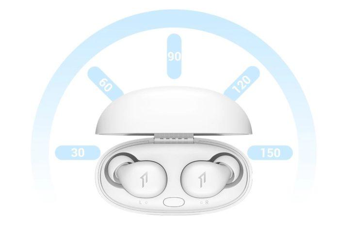 1MORE ComfoBuds Z Headphone Timer