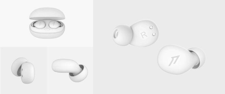 1MORE ComfoBuds Z Headphones View