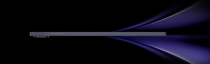 CHUWI HiPad Pro Tablet thickness