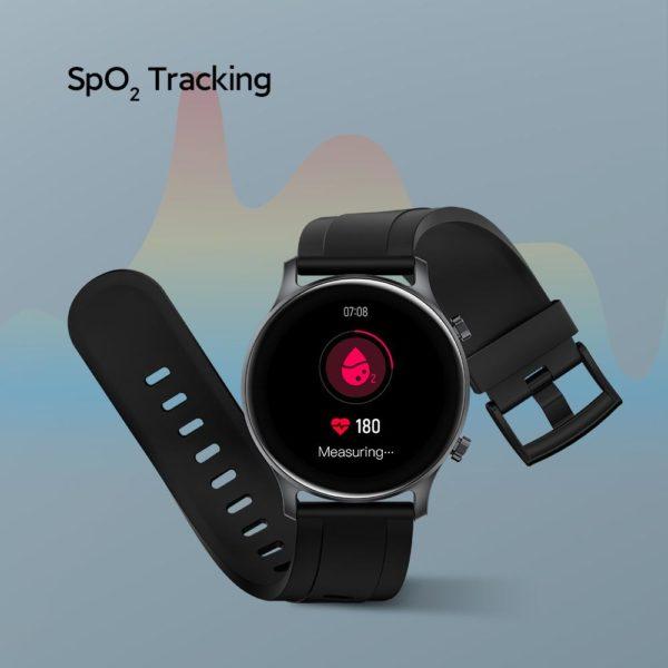 Haylou RS3 Smartwatch SpO2 Measuring