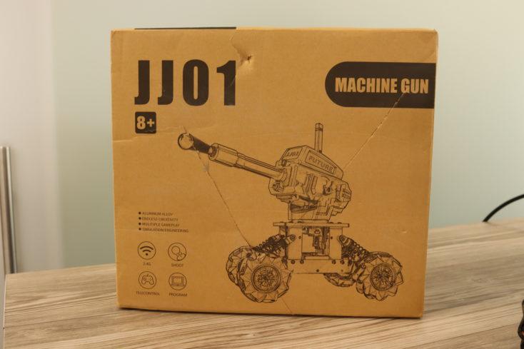 JJ-01 DIY RC car packaging