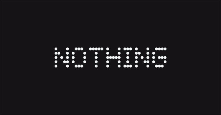 Nothing ear 1 Logo