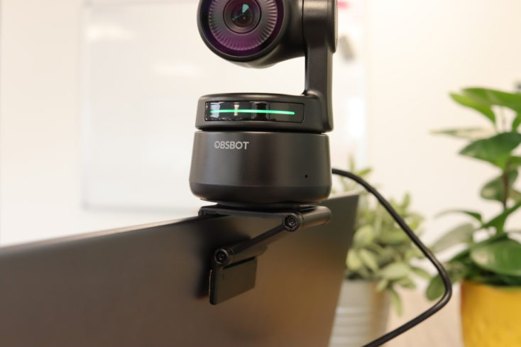 OBSBOT Tiny Webcam Screen Holder