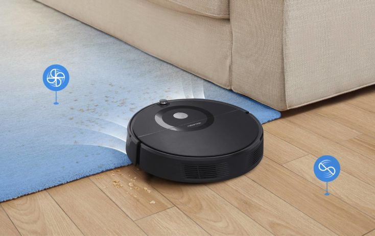 Roborock E5 Robot Vacuum Cleaner Carpet