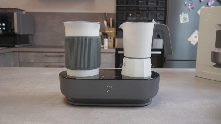 SEVENME coffee maker idea