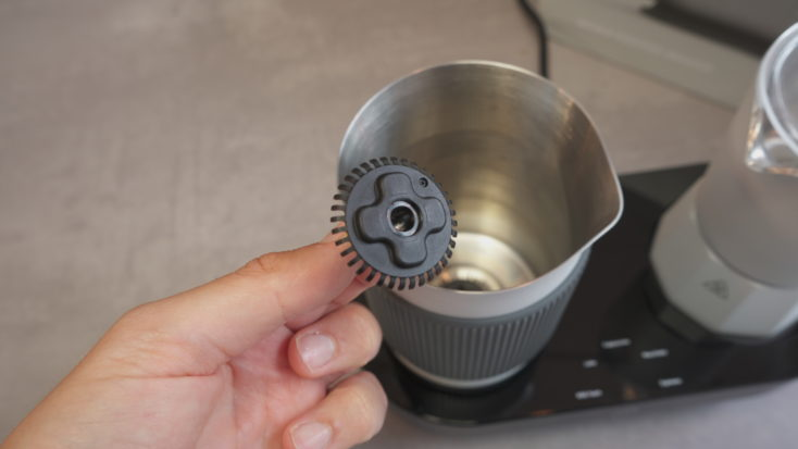 SEVENME coffee maker stirrer spare part