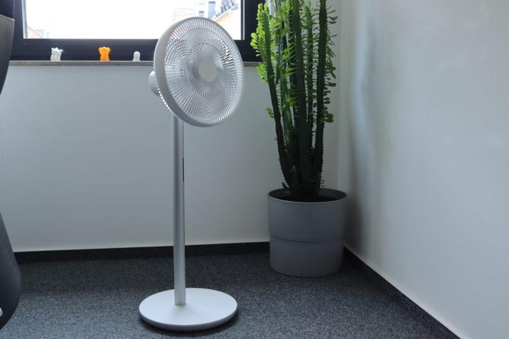 Smartmi Standing Fan 3 Stand Fan Design