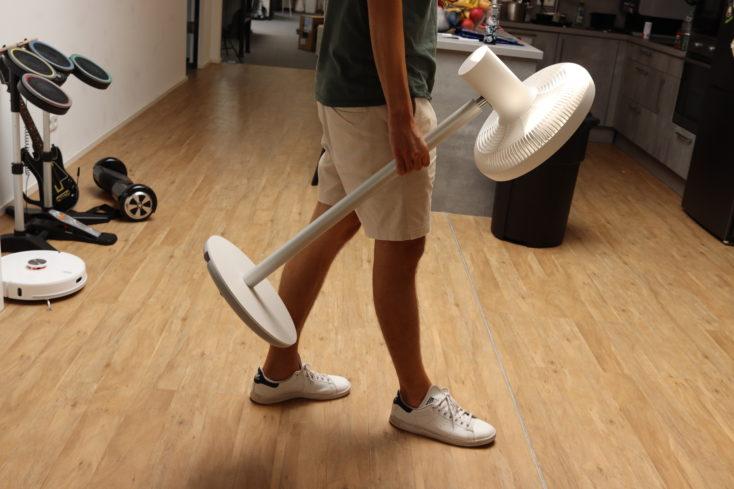 Smartmi Standing Fan 3 battery