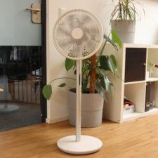 Smartmi Standing Fan 3 performance