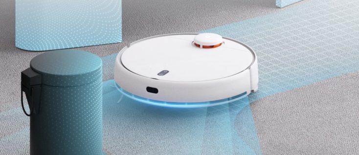 Xiaomi Mijia LDS 2 Robot Vacuum Cleaner ToF Sensor