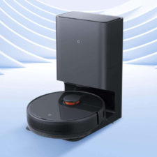 Xiaomi Mijia vacuum robot with extraction station product image