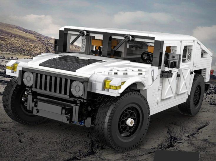 CaDa Humvee