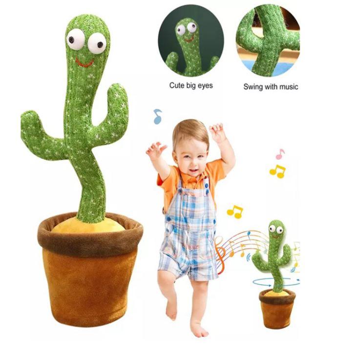 Dancing Cactus functions baby
